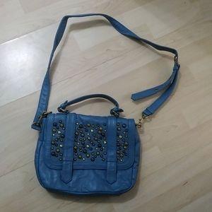 2/20$ Matt & Nat blue leather purse